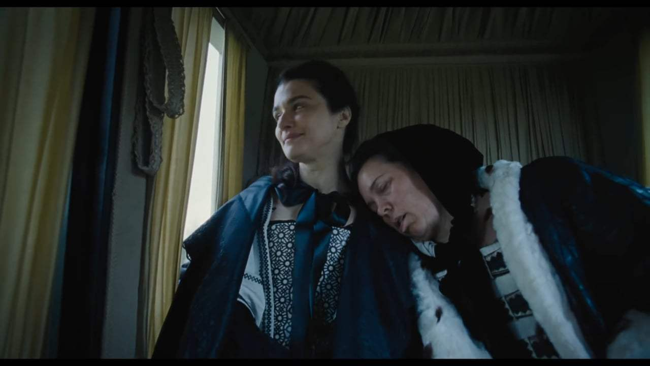 The Favourite Featurette - Power Play (2018) Screen Capture #3