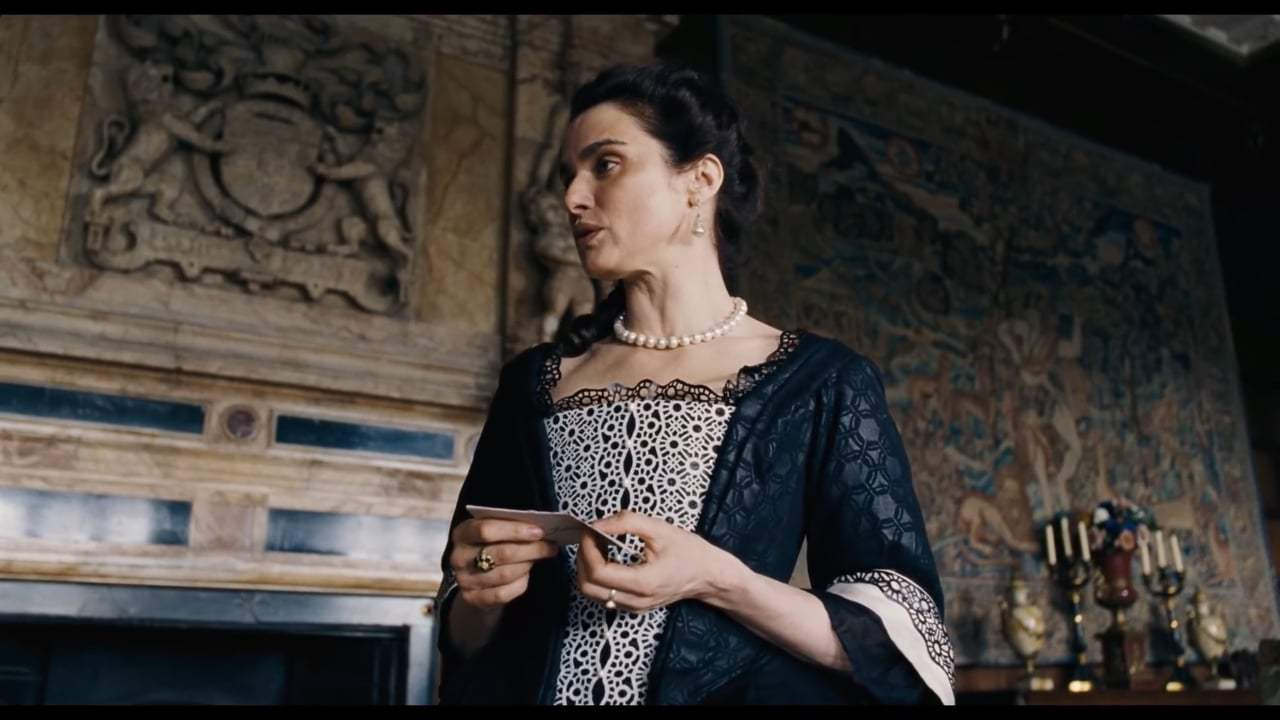 The Favourite TV Spot - Dark and Funny (2018) Screen Capture #1