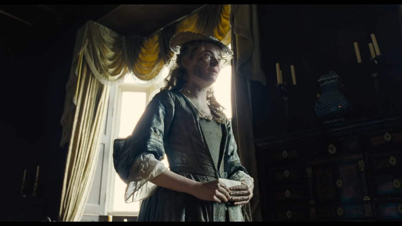 The Favourite Featurette - Matter of Perspective (2018) Screen Capture #1