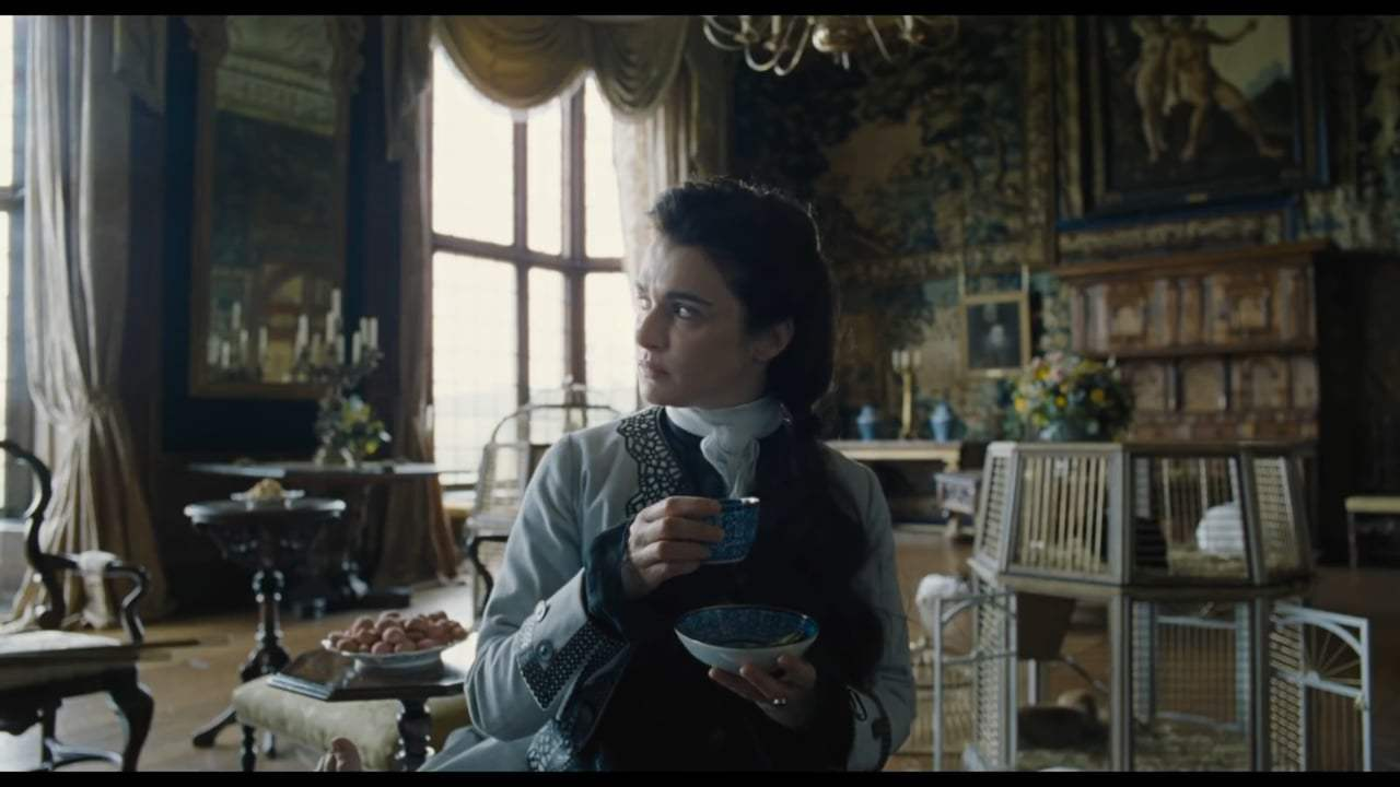 The Favourite Featurette - Matter of Perspective (2018) Screen Capture #2