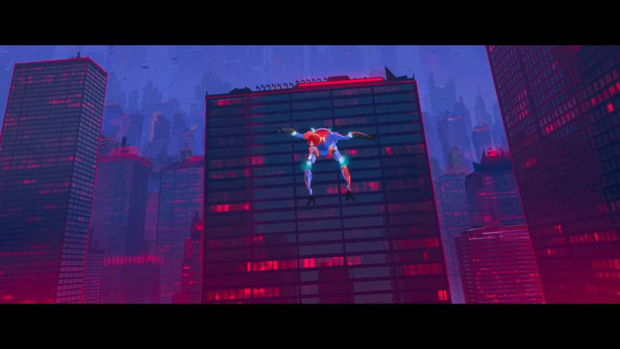 Spider-Man: Into the Spider-Verse Featurette - All Star Cast (2018) Screen Capture #3
