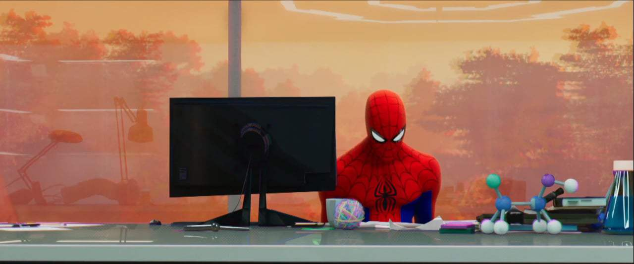 Spider-Man: Into the Spider-Verse TV Spot - Very Cool (2018) Screen Capture #1