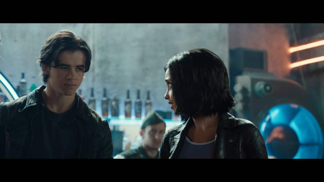 Alita Battle Angel International Trailer 2018