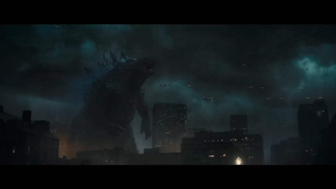 Godzilla: King of the Monsters Theatrical Trailer (2019) Screen Capture #4