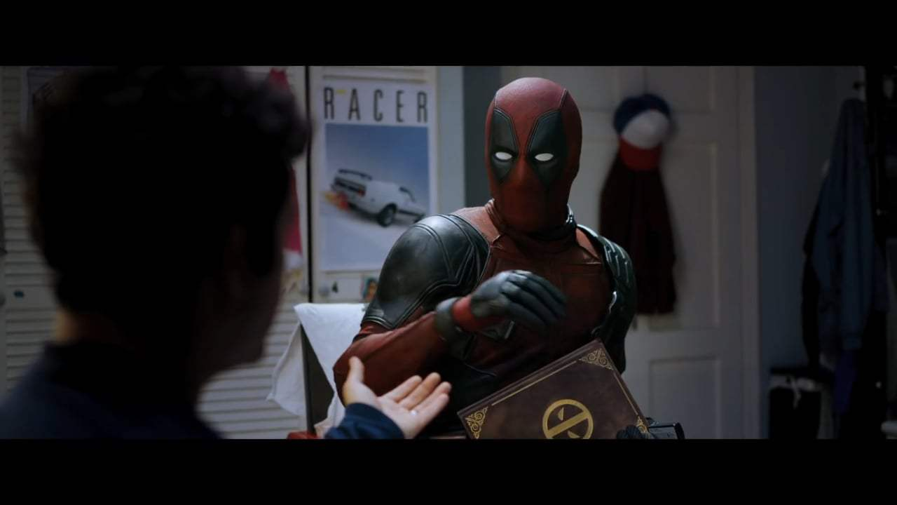 Deadpool 2 Viral - Nickelback (2018) Screen Capture #3
