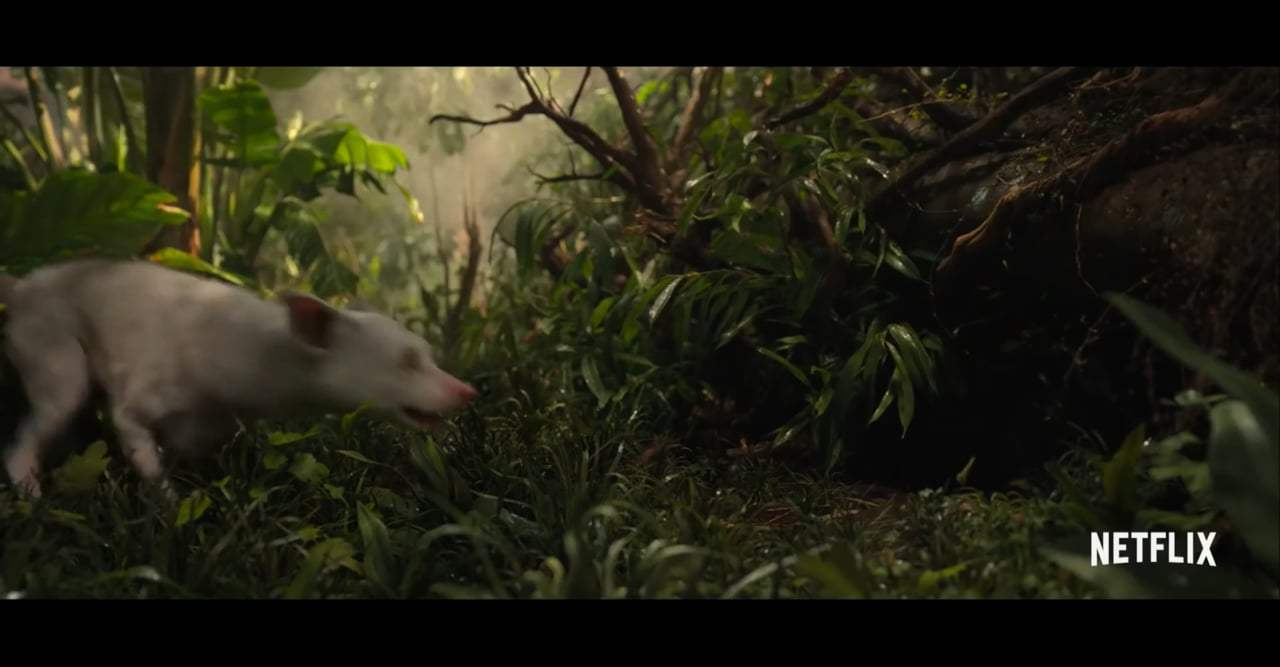 Mowgli: Legend of the Jungle Featurette - Motion Capture (2018) Screen Capture #1