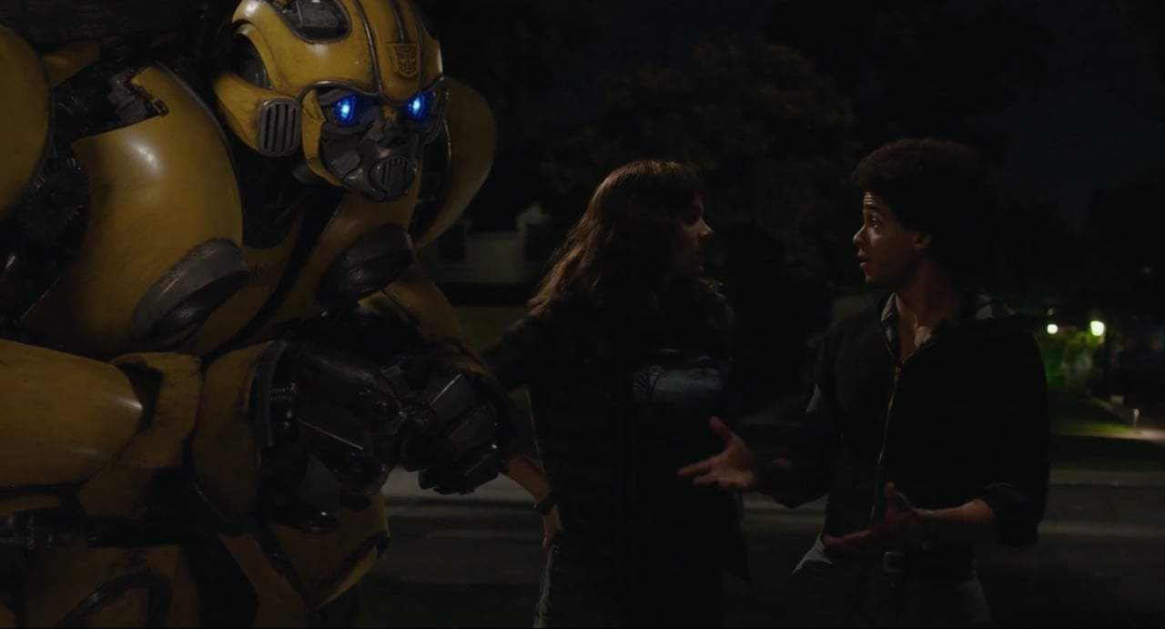 Bumblebee (2018) - TP House Screen Capture #2