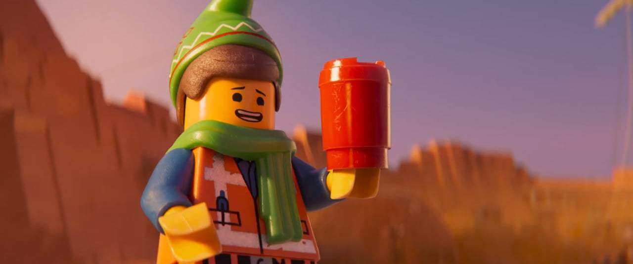 The Lego Movie 2: The Second Part Short Film - Emmett's Holiday Party (2019) Screen Capture #1