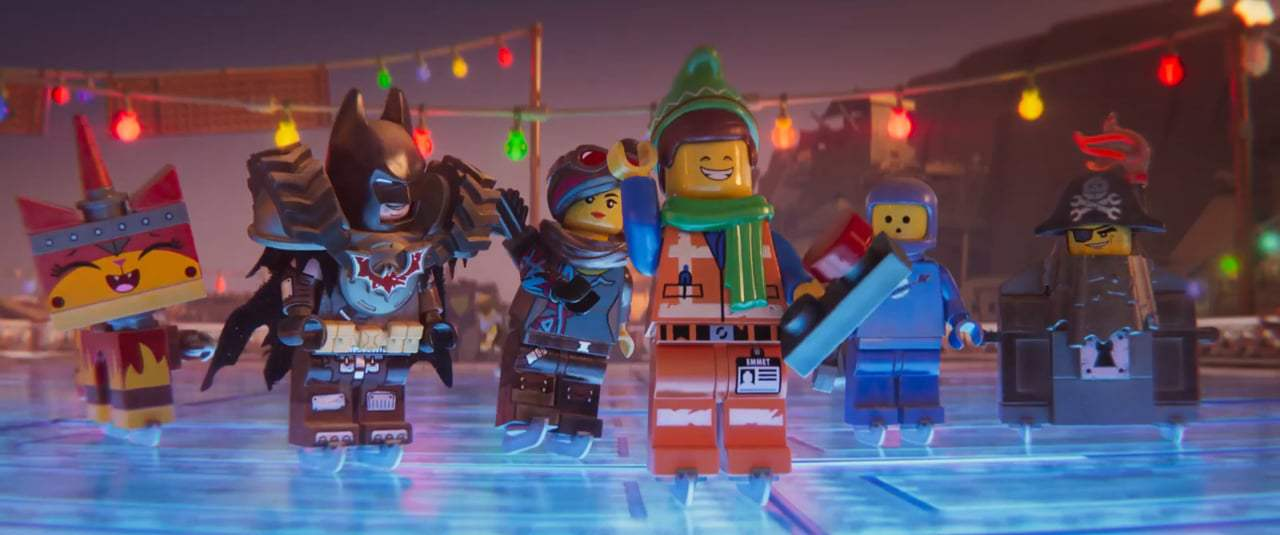 The Lego Movie 2: The Second Part Short Film - Emmett's Holiday Party (2019) Screen Capture #3