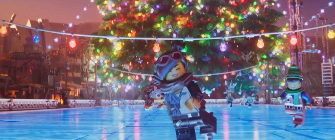 The Lego Movie 2: The Second Part Short Film - Emmett's Holiday Party (2019) Screen Capture #4
