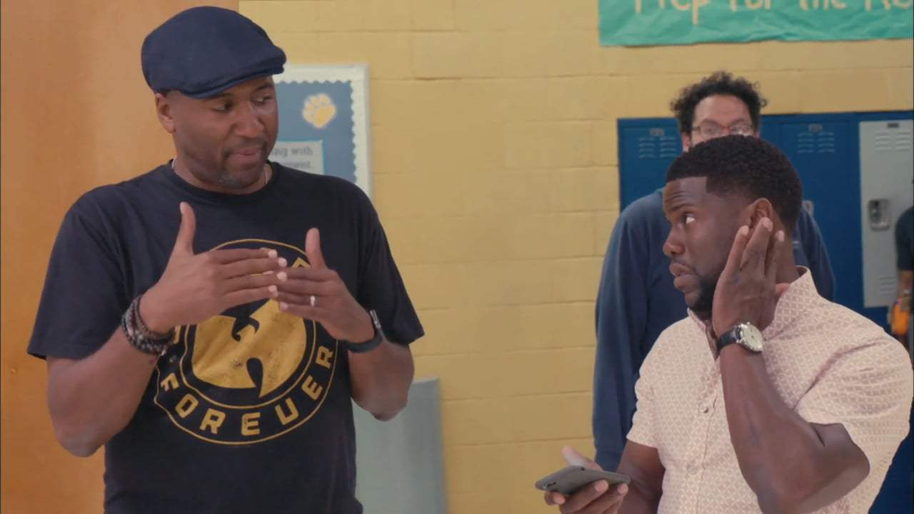Night School Featurette - Kevin Hart (2018) Screen Capture #1