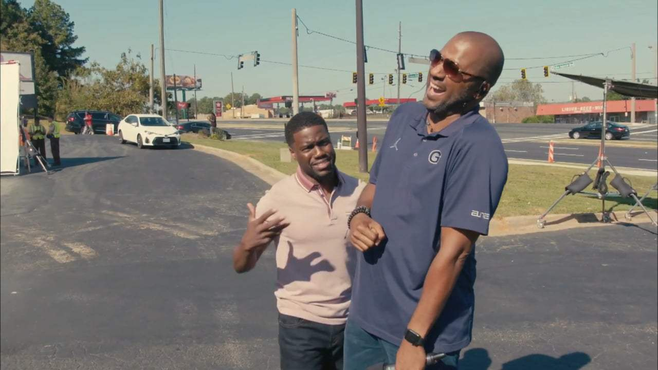 Night School Featurette - Kevin Hart (2018) Screen Capture #3