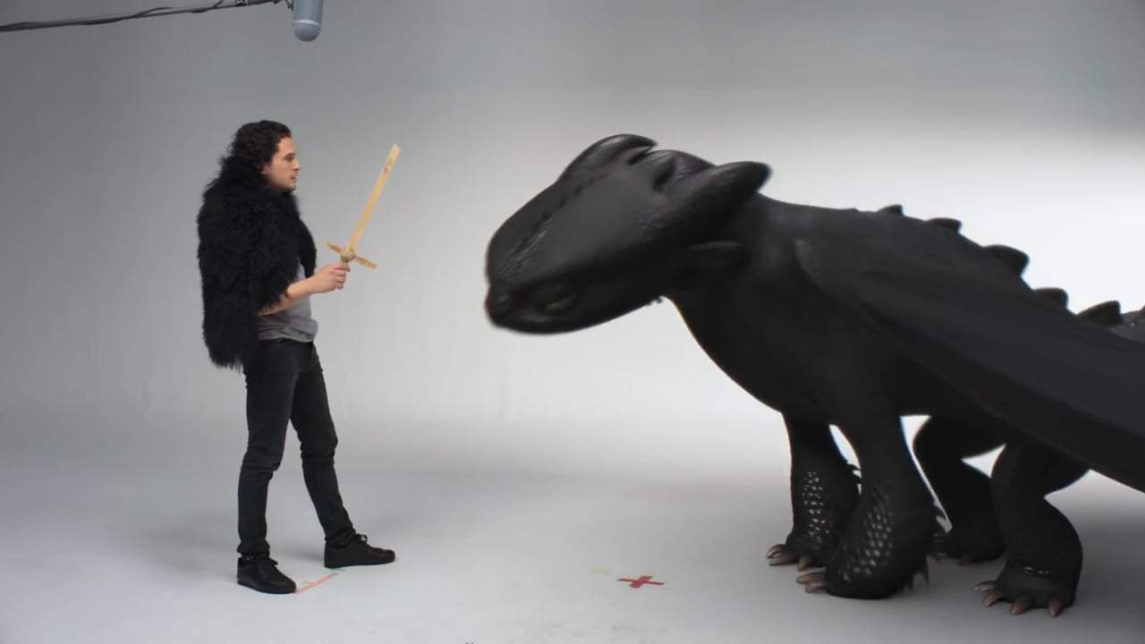 How to Train Your Dragon: The Hidden World Featurette - Lost Audition Tapes (2019) Screen Capture #2