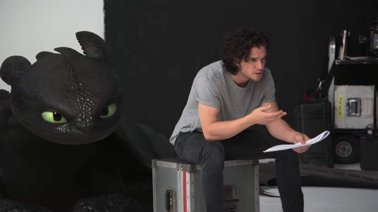 How to Train Your Dragon: The Hidden World Featurette - Lost Audition Tapes (2019) Screen Capture #3