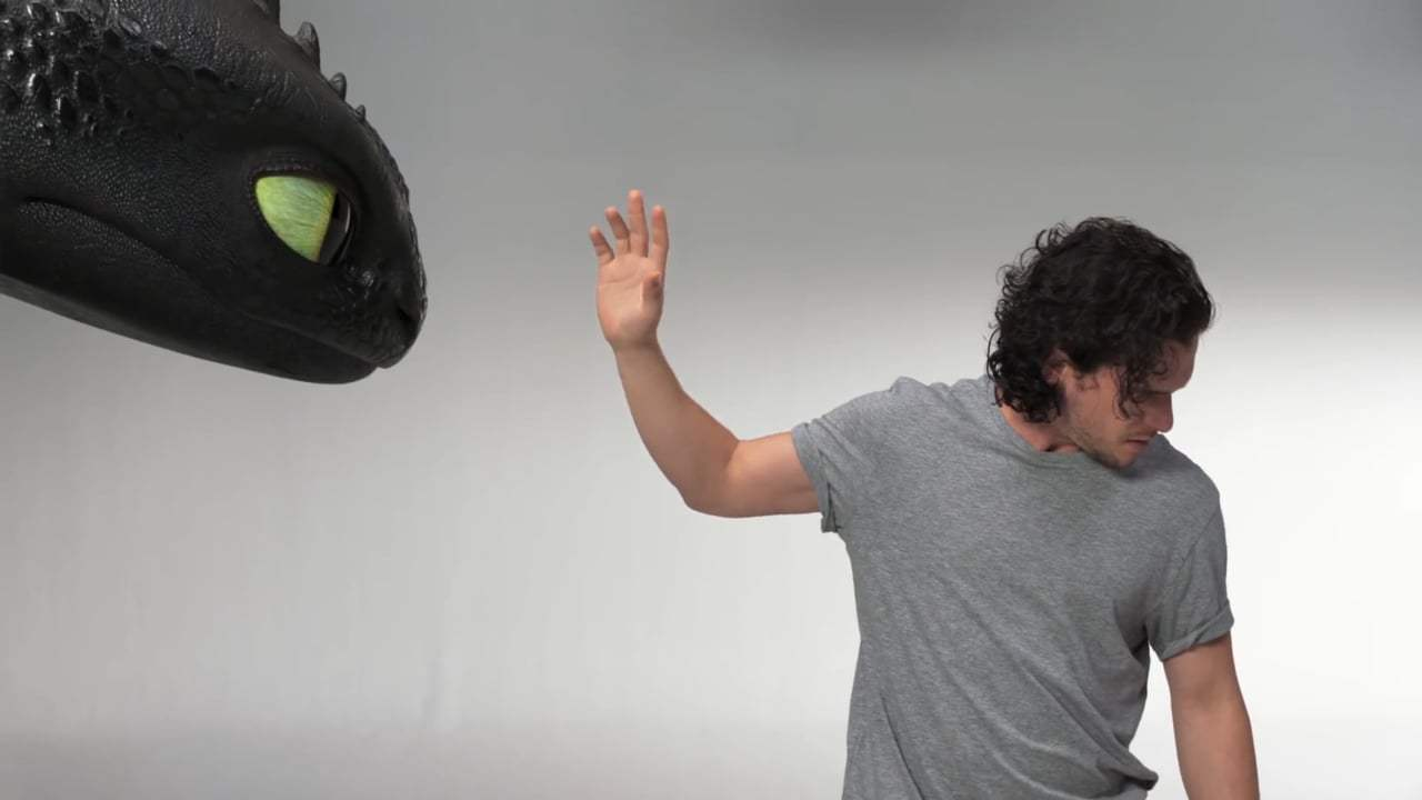 How to Train Your Dragon: The Hidden World Featurette - Lost Audition Tapes (2019) Screen Capture #4