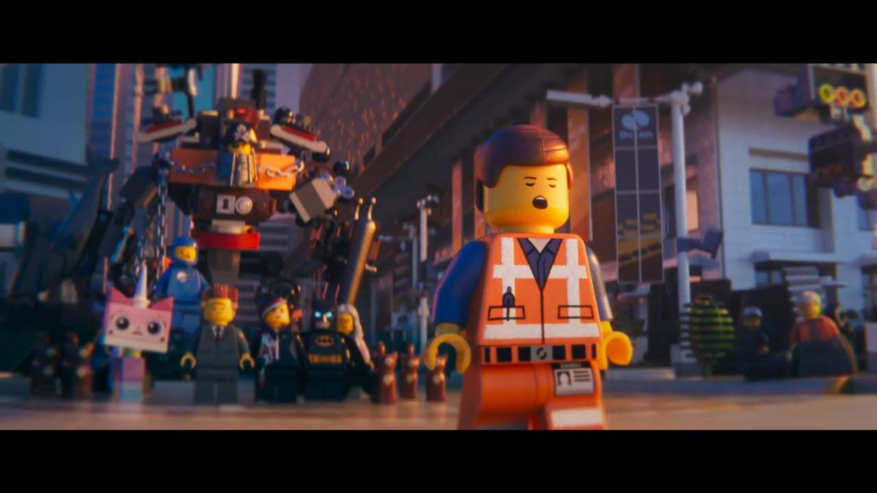 The Lego Movie 2: The Second Part Space Trailer (2019) Screen Capture #1