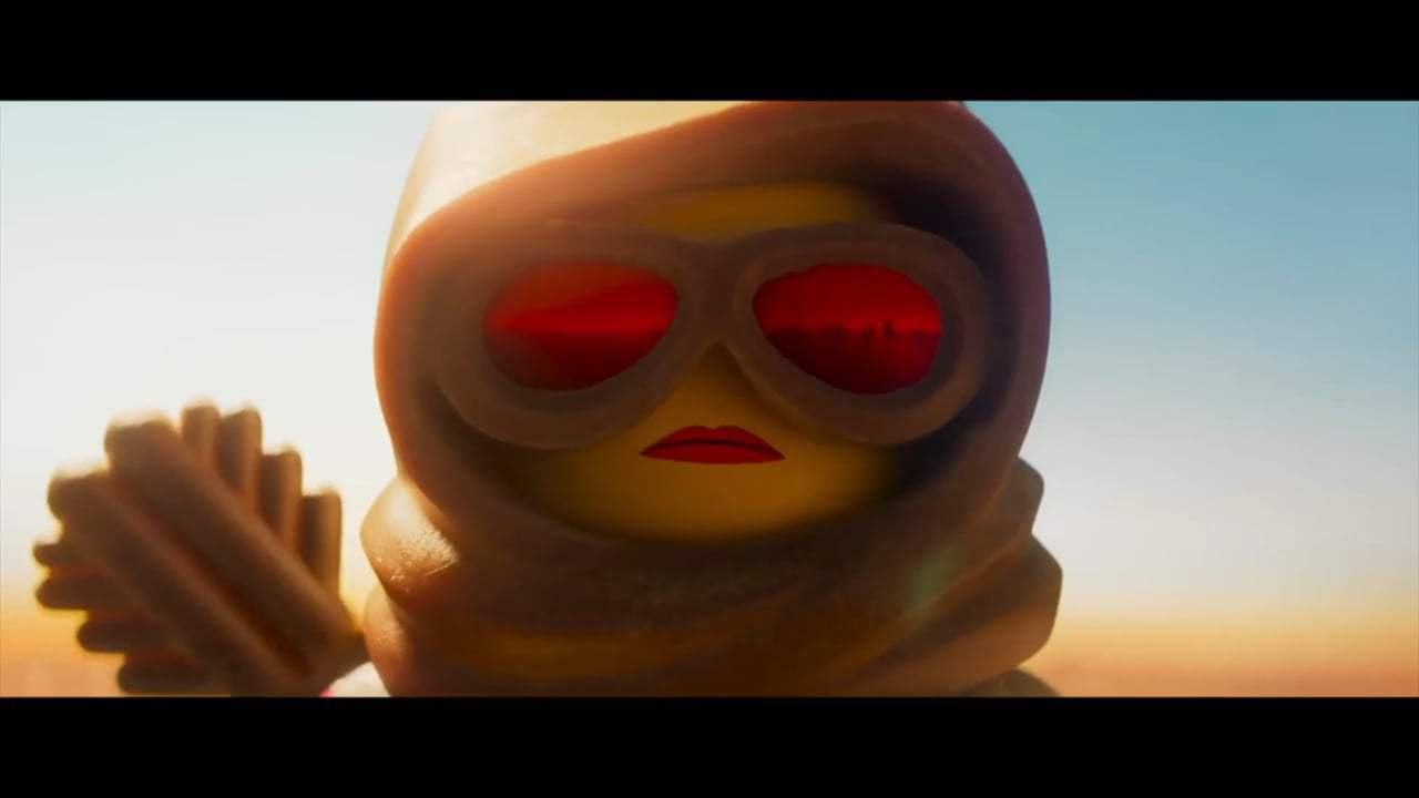 The Lego Movie 2: The Second Part Space Trailer (2019) Screen Capture #4