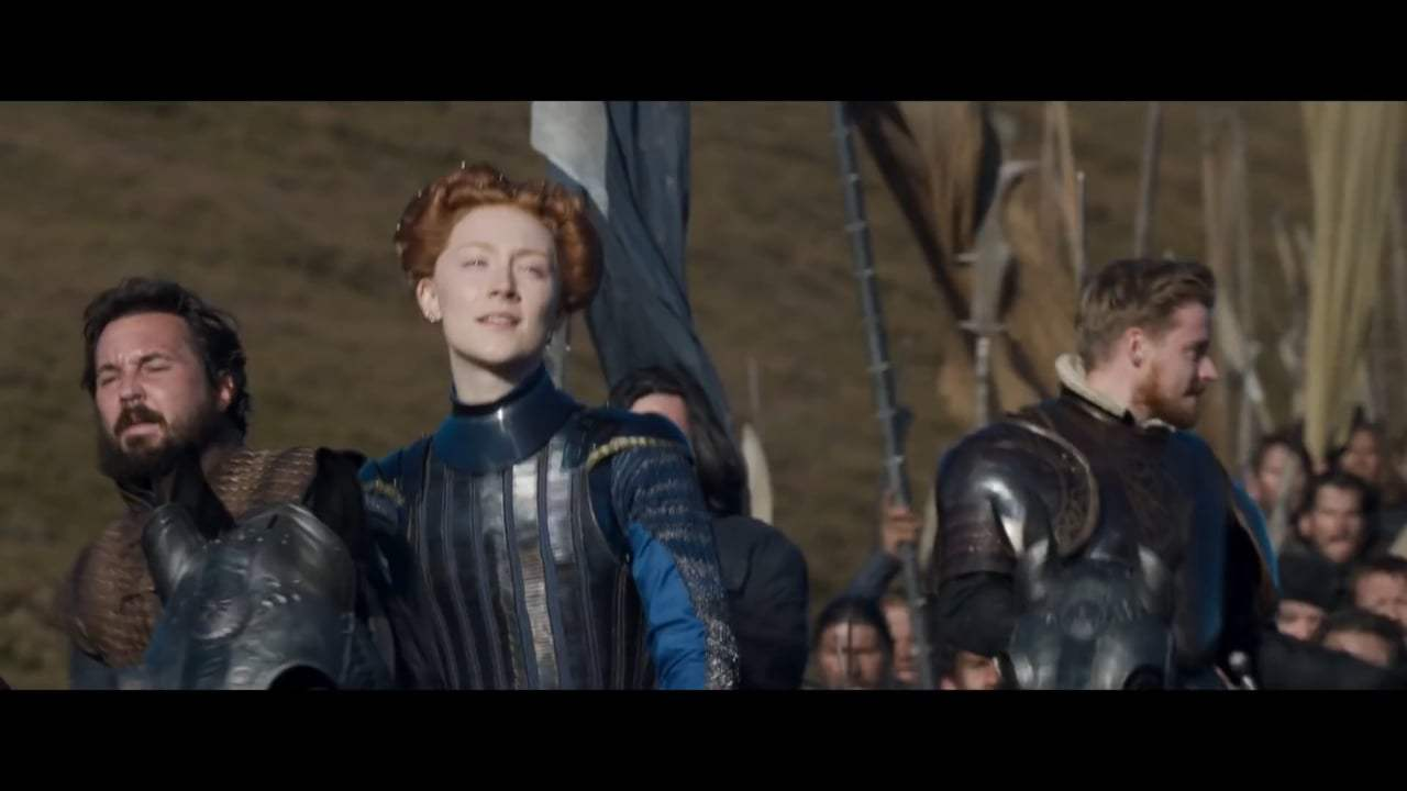 Mary Queen of Scots Featurette - Courts and Queens (2018) Screen Capture #3
