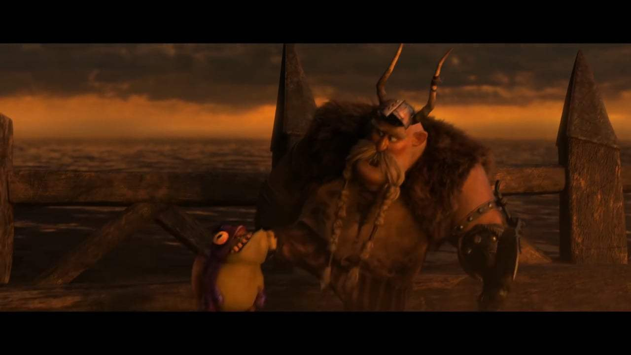 How to Train Your Dragon: The Hidden World TV Spot - New Year, New Dragons (2019) Screen Capture #4