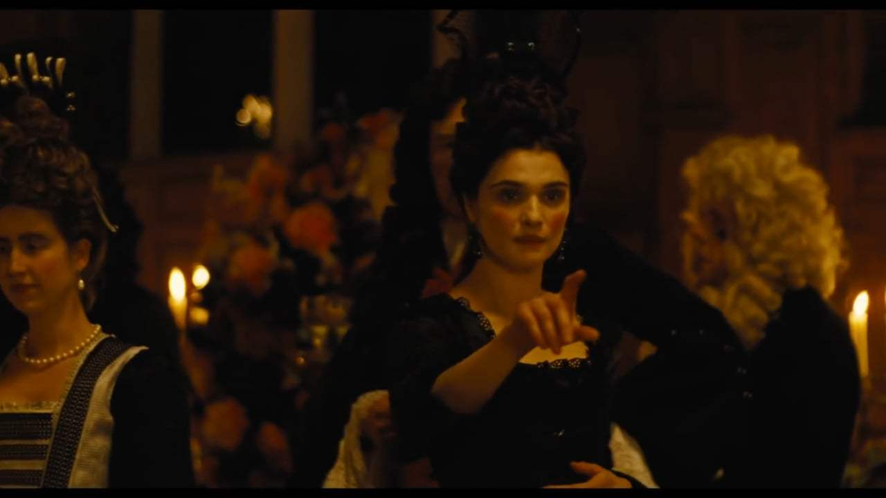 The Favourite Featurette - Ensemble Cast (2018) Screen Capture #3