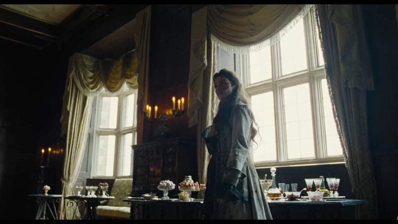 The Favourite Featurette - Ensemble Cast (2018) Screen Capture #4