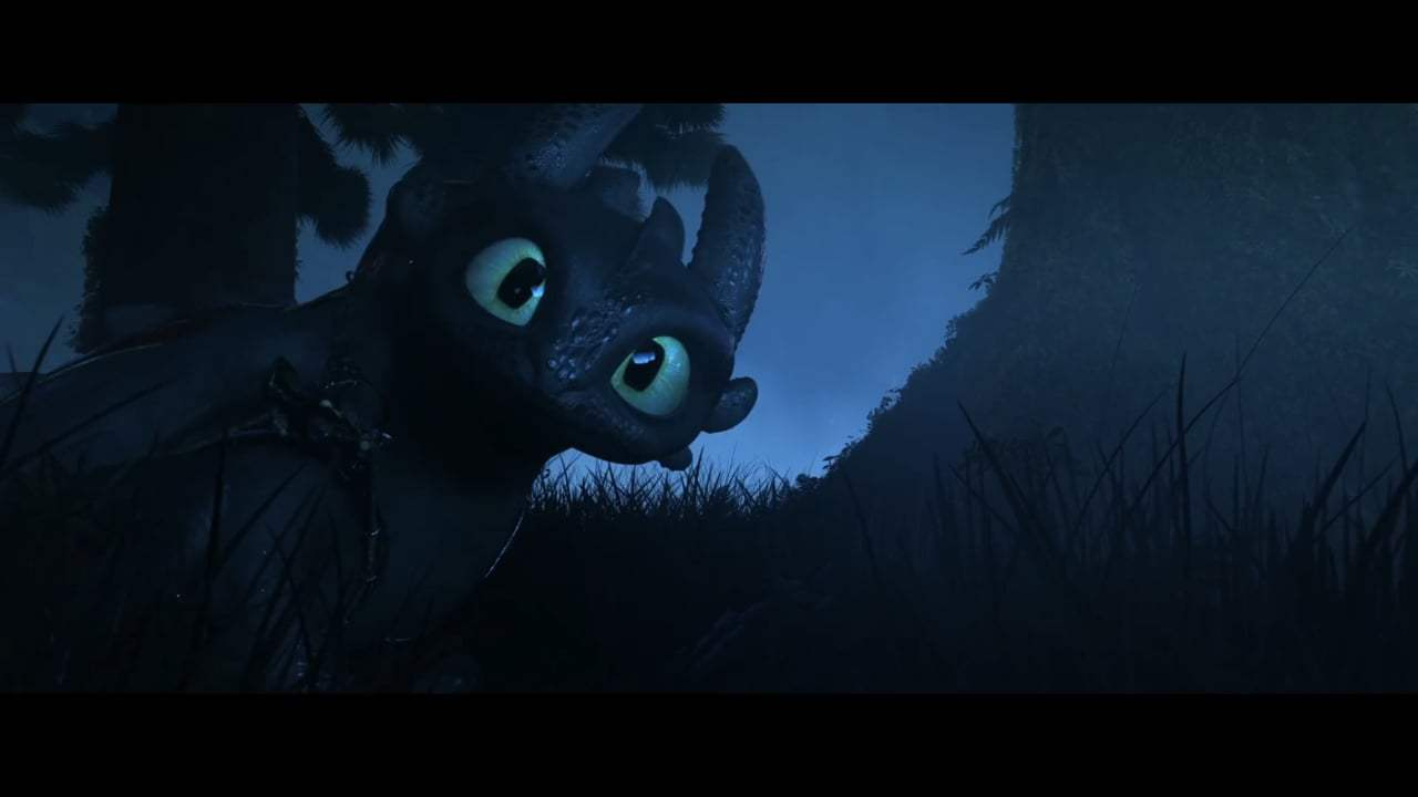 How to Train Your Dragon: The Hidden World TV Spot - Friendship (2019) Screen Capture #2
