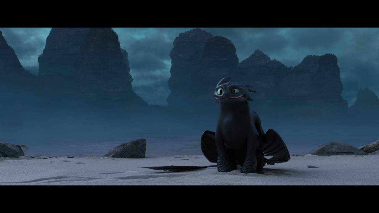 How to Train Your Dragon: The Hidden World TV Spot - Friendship (2019) Screen Capture #3