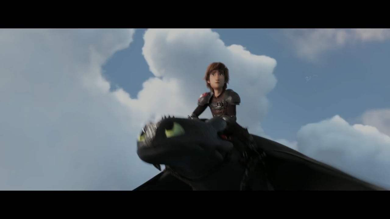 How to Train Your Dragon: The Hidden World TV Spot - Trouble (2019) Screen Capture #2