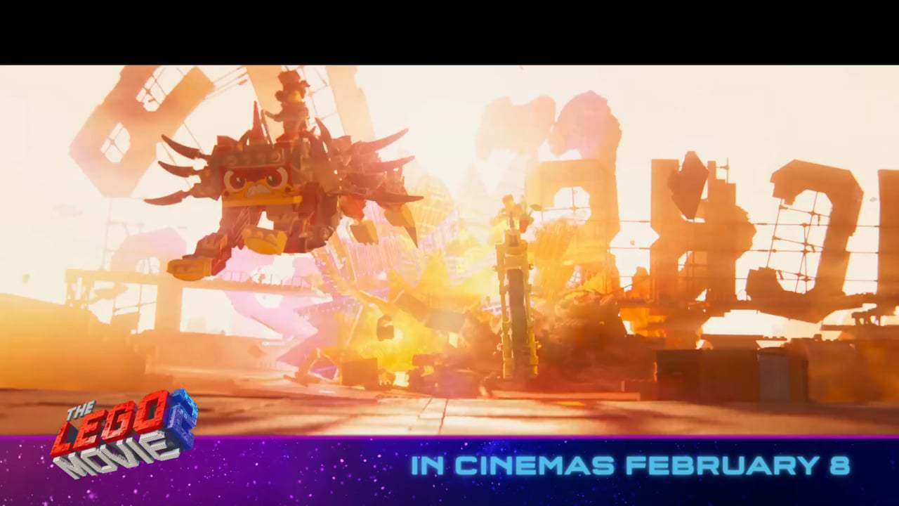 The Lego Movie 2: The Second Part TV Spot - More (2019) Screen Capture #1