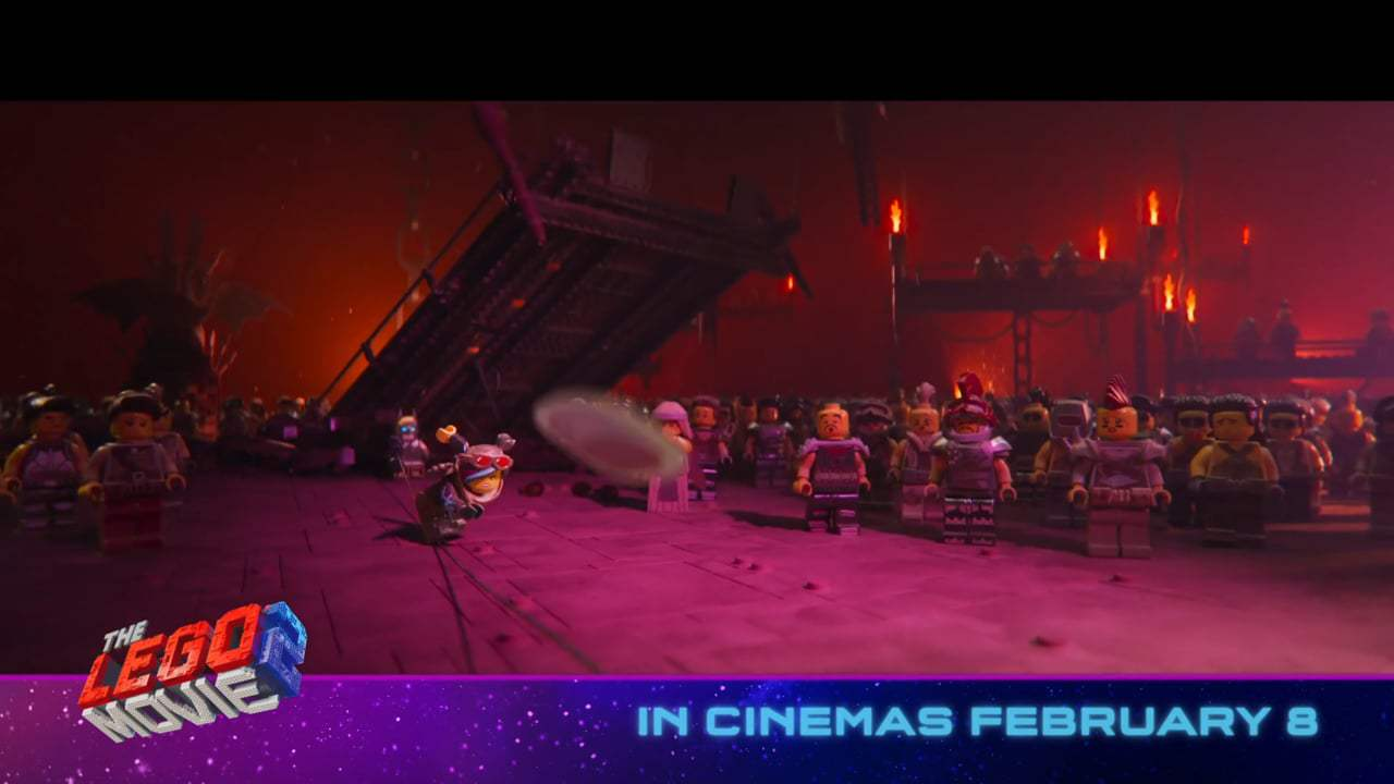 The Lego Movie 2: The Second Part TV Spot - More (2019) Screen Capture #2
