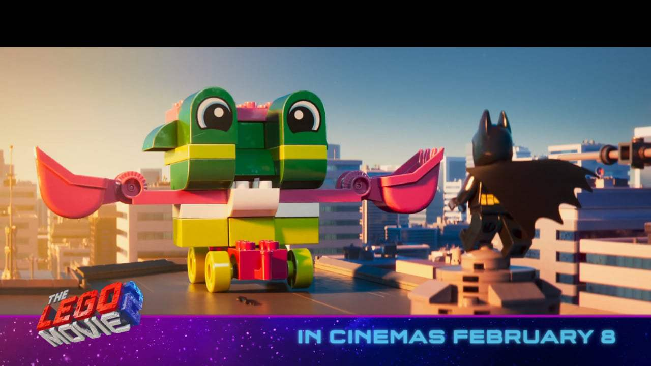 The Lego Movie 2: The Second Part TV Spot - More (2019) Screen Capture #4