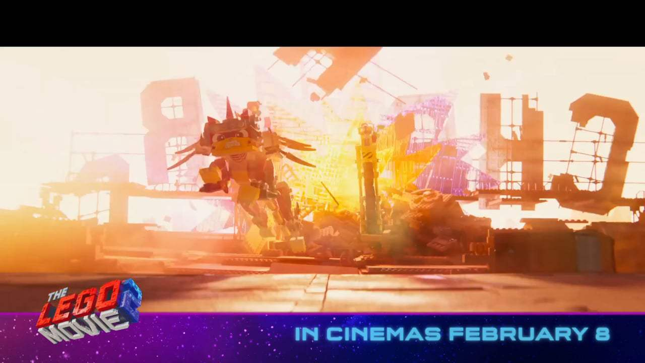 The Lego Movie 2: The Second Part TV Spot - Together (2019) Screen Capture #3