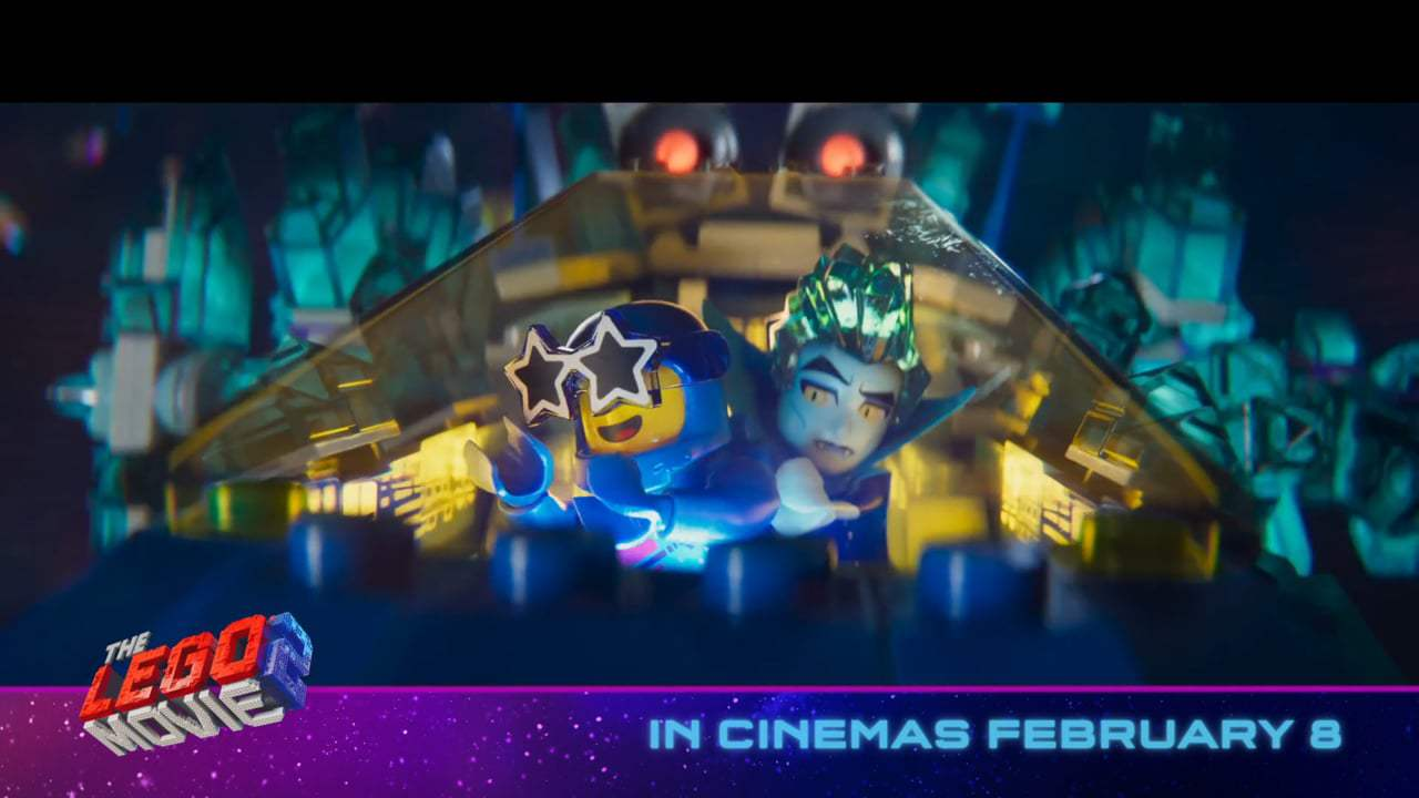 The Lego Movie 2: The Second Part TV Spot - Expanding Characters (2019) Screen Capture #2