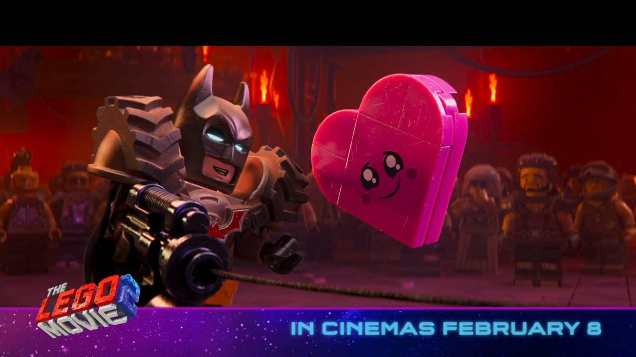 The Lego Movie 2: The Second Part TV Spot - Expanding Characters (2019) Screen Capture #3