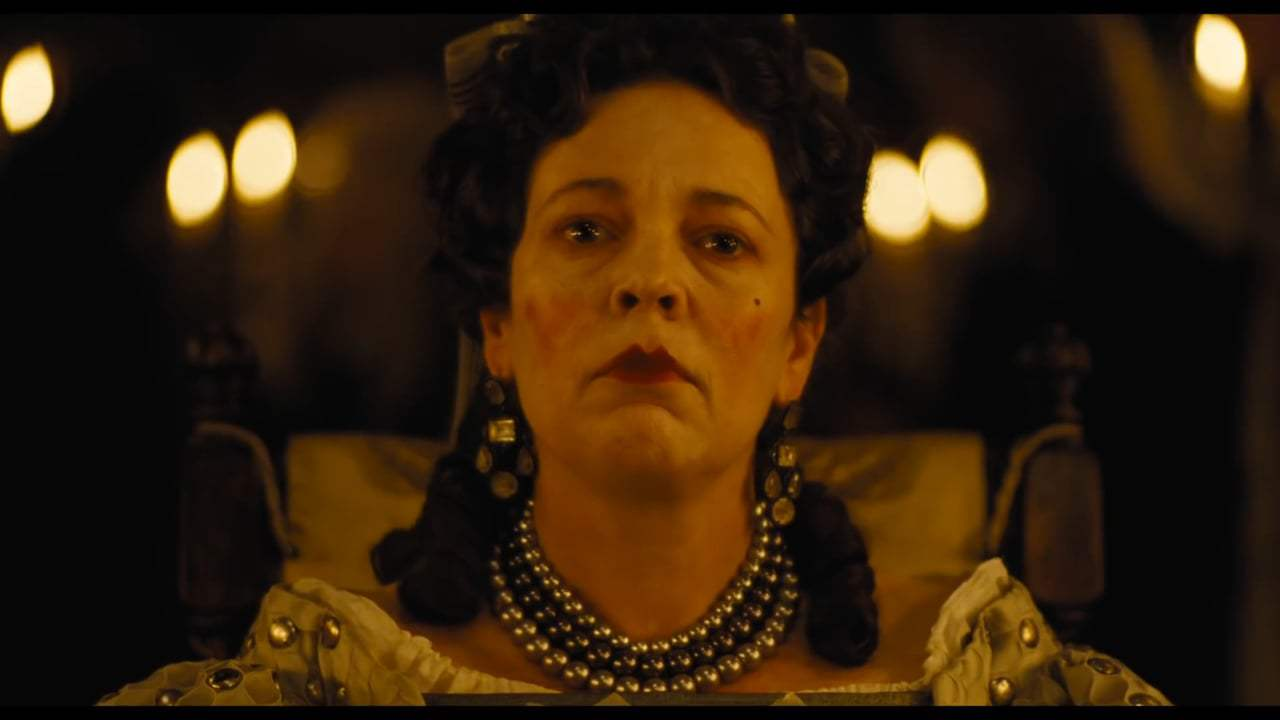 The Favourite Featurette - Vision of Yorgos Lanthimos (2018) Screen Capture #3