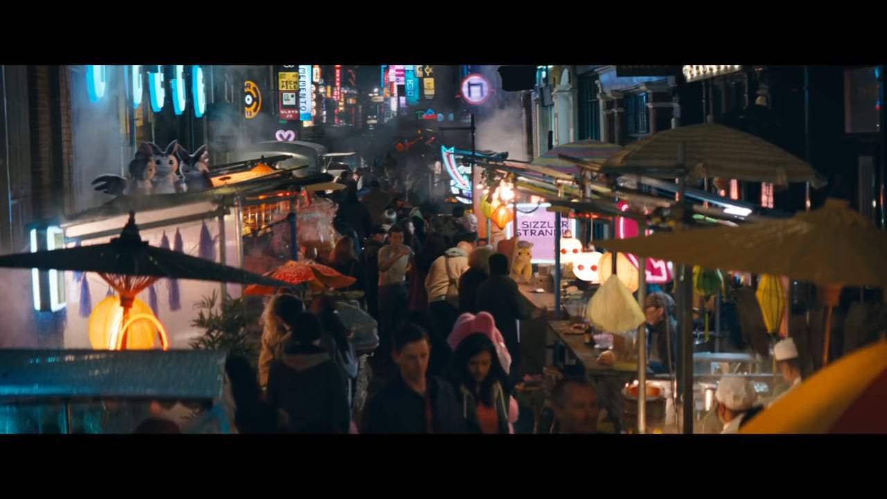 Pokémon Detective Pikachu TV Spot - This Year (2019) Screen Capture #1