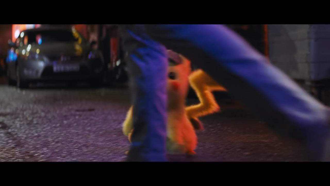 Pokémon Detective Pikachu TV Spot - This Year (2019) Screen Capture #2