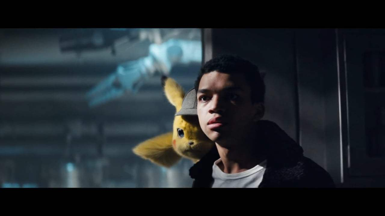 Pokémon Detective Pikachu TV Spot - This Year (2019) Screen Capture #3