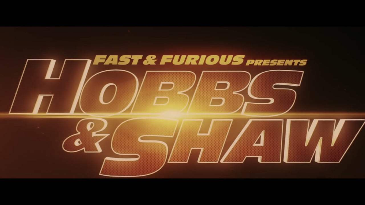 Fast & Furious Presents: Hobbs & Shaw Trailer (2019) Screen Capture #3