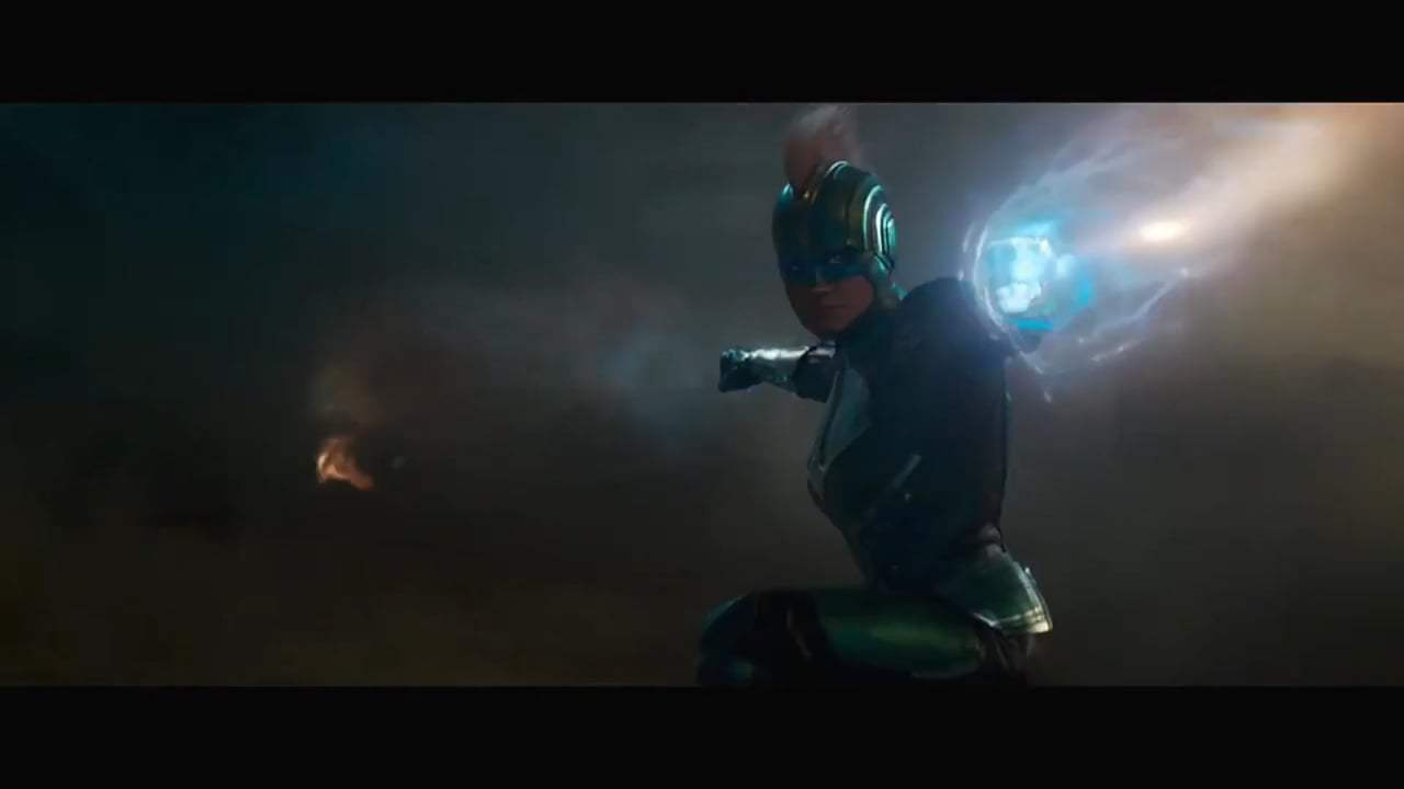 Captain Marvel TV Spot - Normal (2019) Screen Capture #2