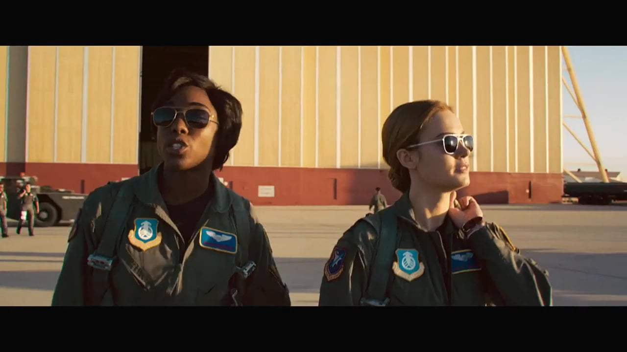 Captain Marvel TV Spot - Normal (2019) Screen Capture #3