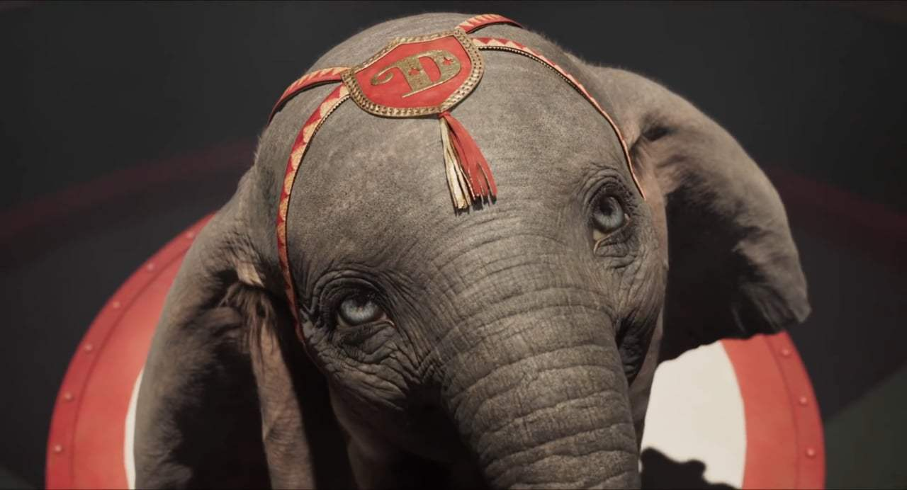 Dumbo TV Spot - Sneak Peek (2019) Screen Capture #2