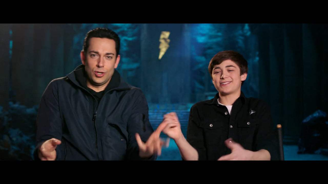 Shazam! Featurette - Meet Shazam (2019) Screen Capture #4