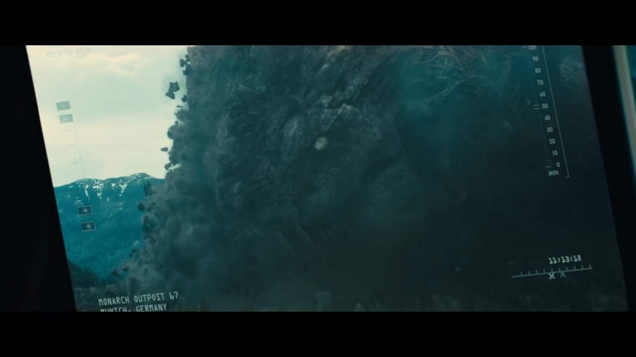 Godzilla: King of the Monsters TV Spot - Time Has Come (2019) Screen Capture #2