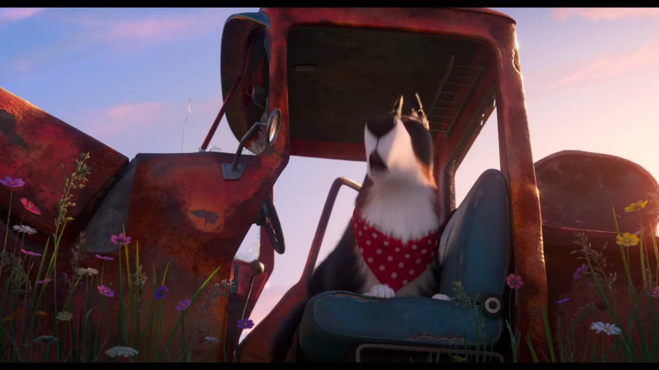 The Secret Life of Pets 2 Rooster Trailer (2019) Screen Capture #3