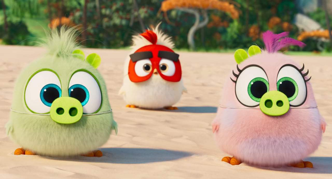 The Angry Birds Movie 2 Teaser Trailer (2019) Screen Capture #2