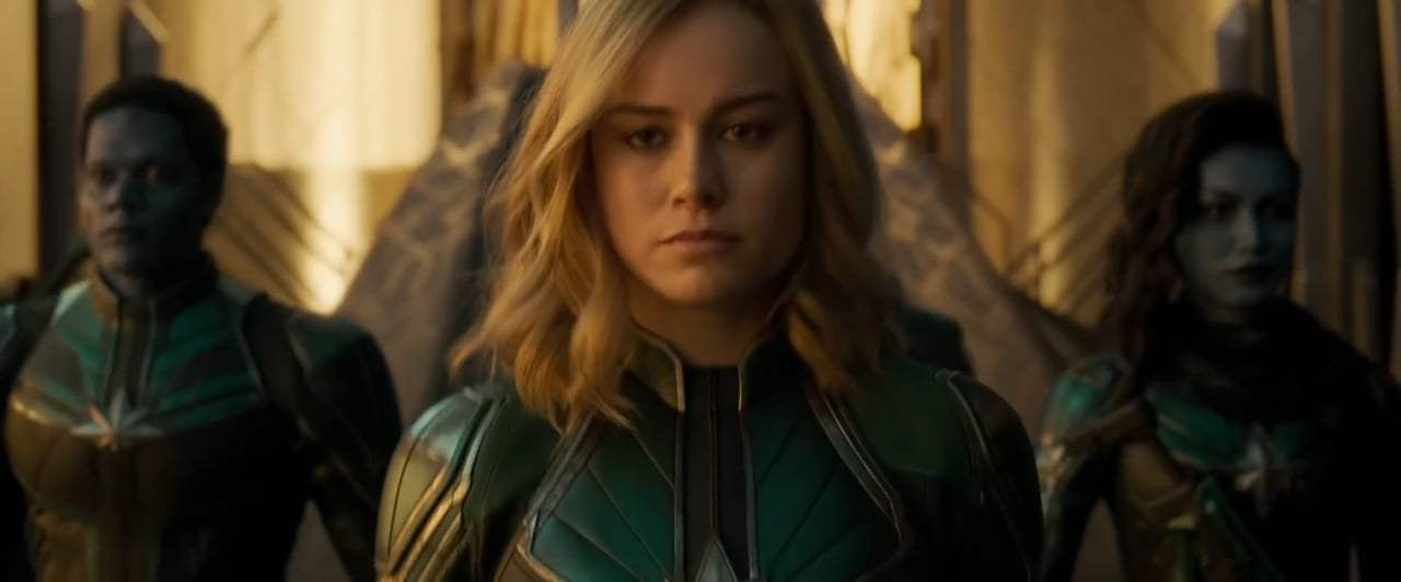 Captain Marvel TV Spot - Rise (2019) Screen Capture #3