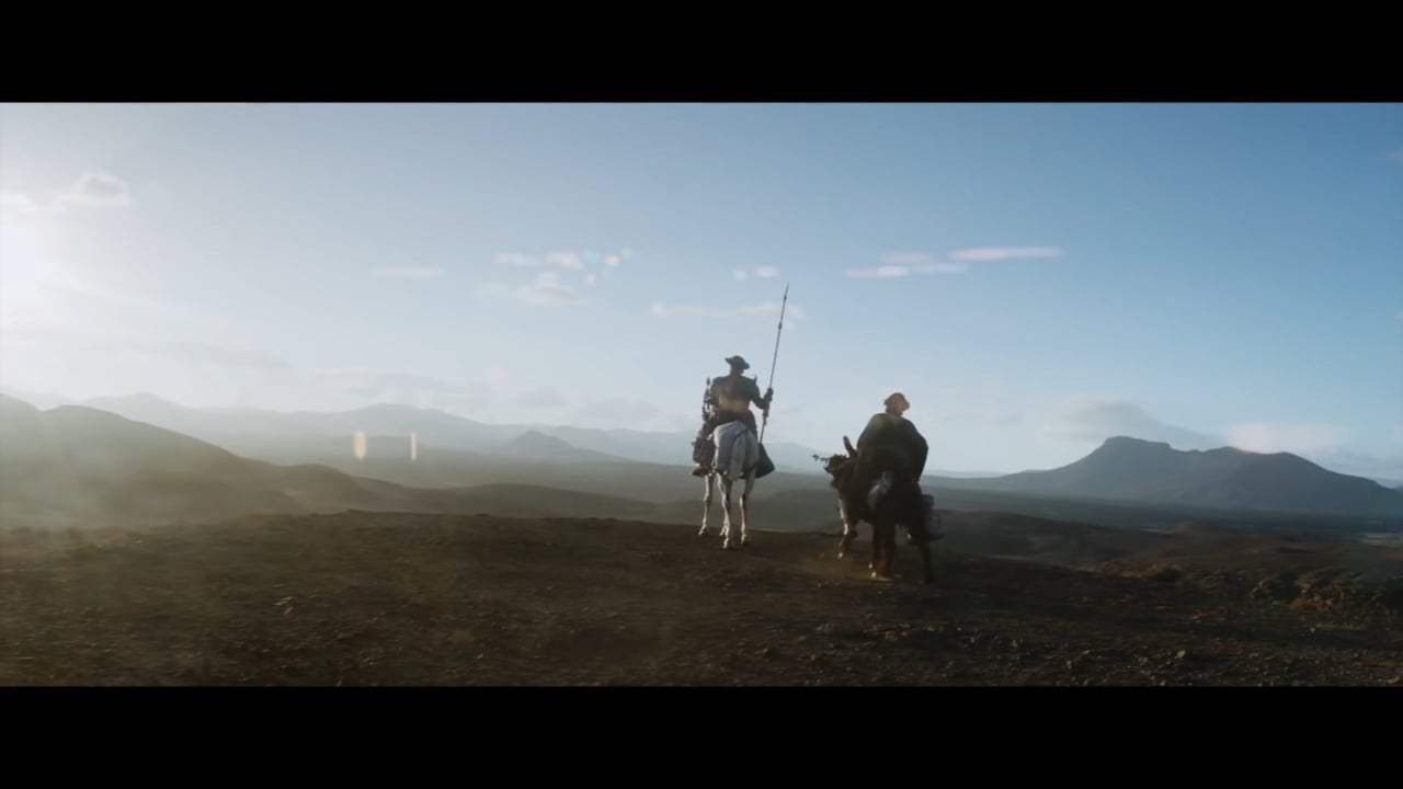 The Man Who Killed Don Quixote Trailer (2018) Screen Capture #1