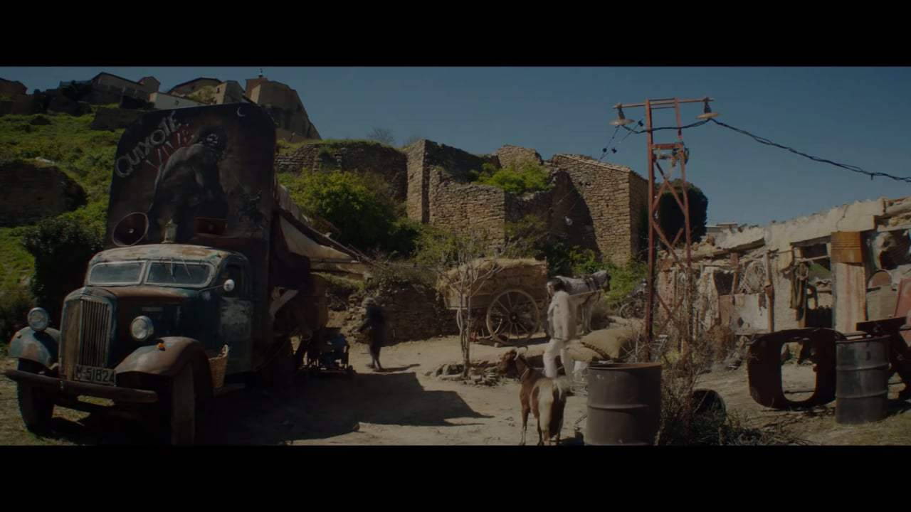 The Man Who Killed Don Quixote Trailer (2018) Screen Capture #2