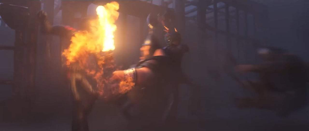 How to Train Your Dragon: The Hidden World (2019) - Dragon Rescue Screen Capture #3